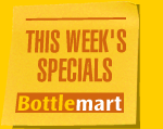 This week's Bottlemart specials