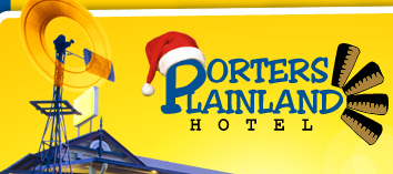 Porters Plainland Hotel · Motel · Cellars